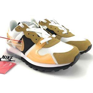 Nike Womens V-Love O.X. White Fuel Orange Shoes